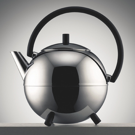 "TEAPOT ""DUET SATURN SPECIAL"" BY BREDEMEIJER"